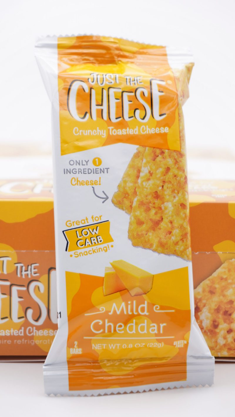 Just the Cheese Crunchy Toasted Cheese 22g