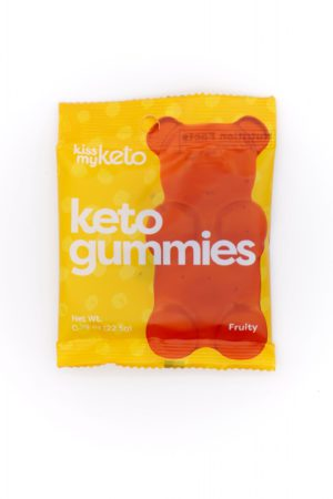 Kiss My Keto Gummies, Gummy Bear