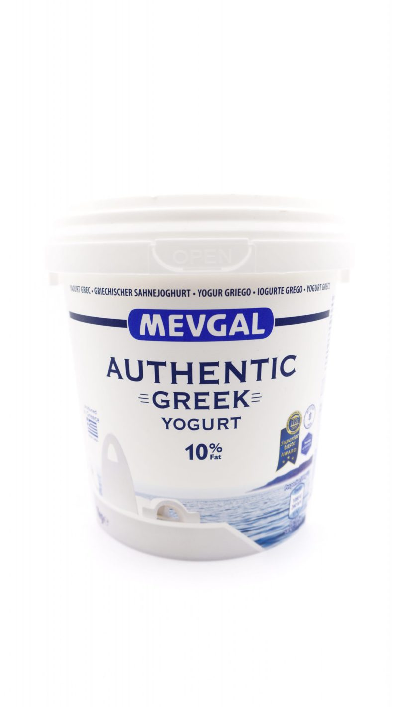 希臘乳酪 Mevgal Authentic Greek Yogurt 10%Fat 1kg